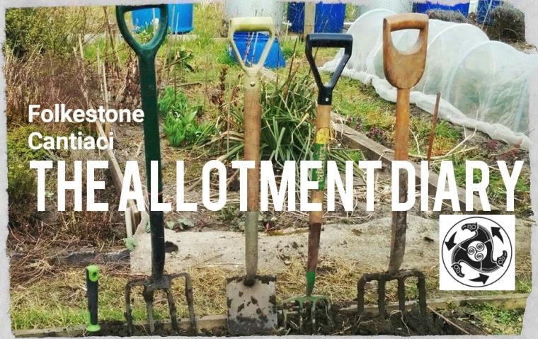 Folkestone, Cantiaci, Community, Sustaintable, Allotment