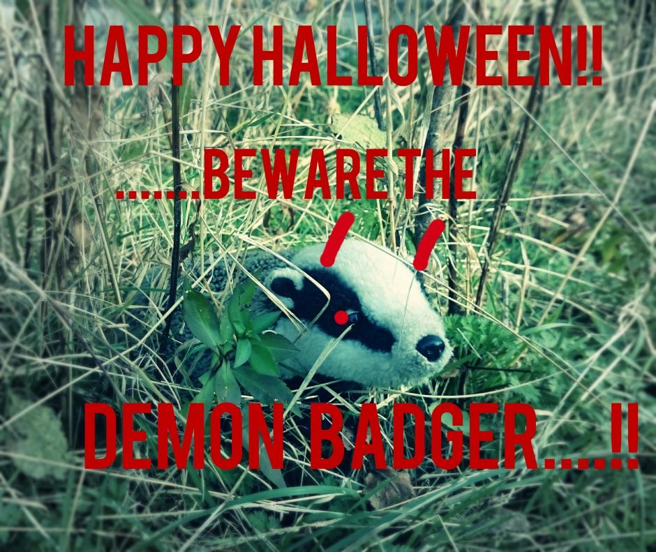 Folkestone Cantiaci, Cantiaci, Folkestone, Community, Transition Town, Badgers, Halloween, happy Halloween