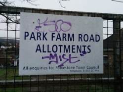 Park Farm Allotments